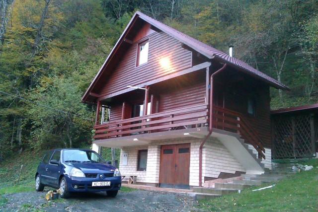 Kuća za odmor Oaza mira je zeleni ambijent za odmor, avanturu, doživljaj i iscjeljenje