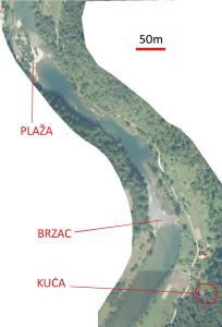 Kupanje na rijeci Kupi, rijeka Kupa - odmor i ribolov