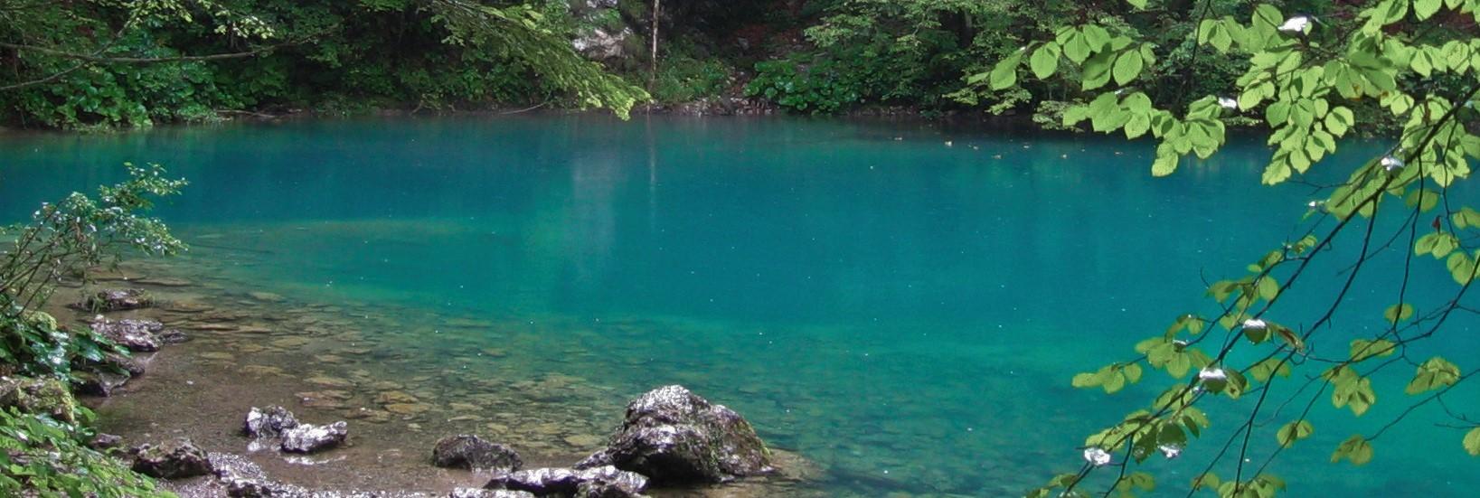 Obiđete li izvor Kupe putem koji vodi iz sela Razloge napravit ćete duži izlet, ali vrijedan truda!